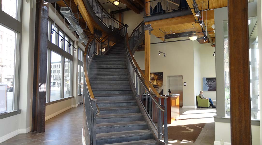 1100x600 Staircase